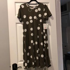 Small, Carly dress.